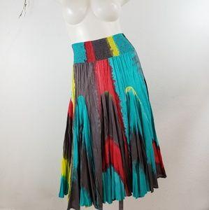 Neiman Marcus Tie-dyeskirt